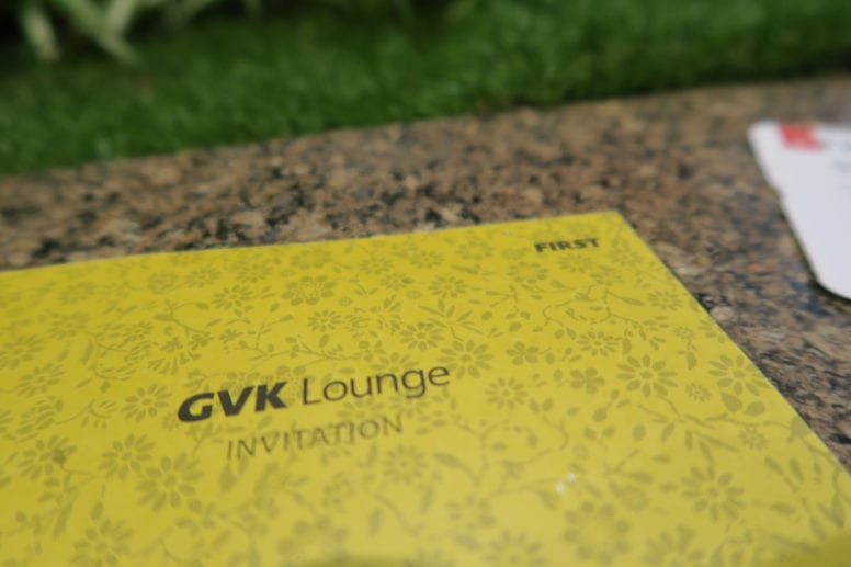 gvk lounge first class