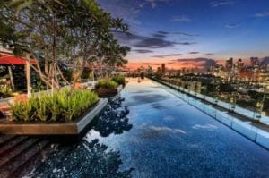 Jen Orchardgateway - Where to Stay in Singapore