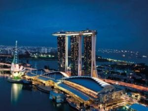Marina Bay Sands - Where to Stay in Singapore
