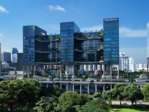 Parkroyal on Pickering - Where to Stay in Singapore