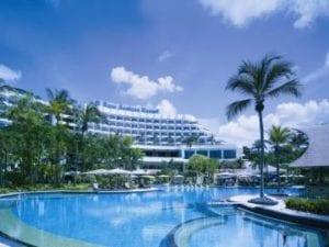 Shangri-La's Rasa Sentosa - Where to Stay in Singapore