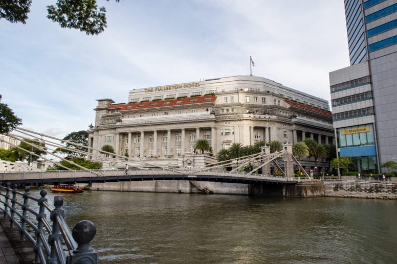 The Fullerton Hotel - Where to Stay in Singapore
