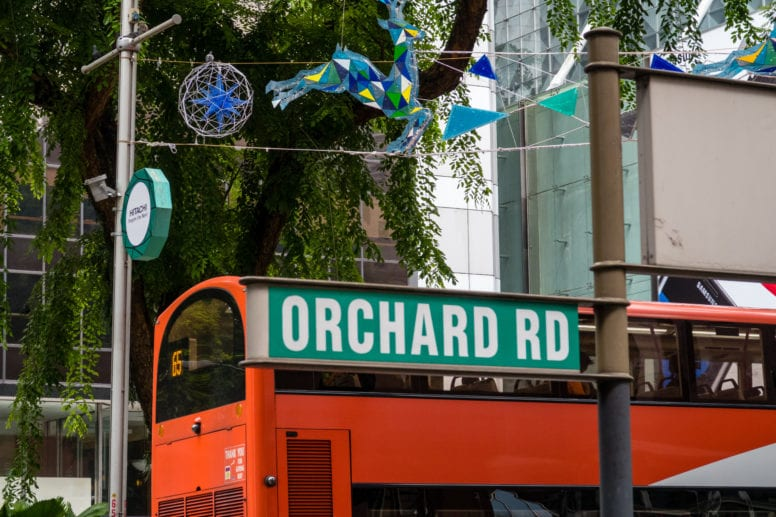 Orchard Road - Where to Stay in Singapore