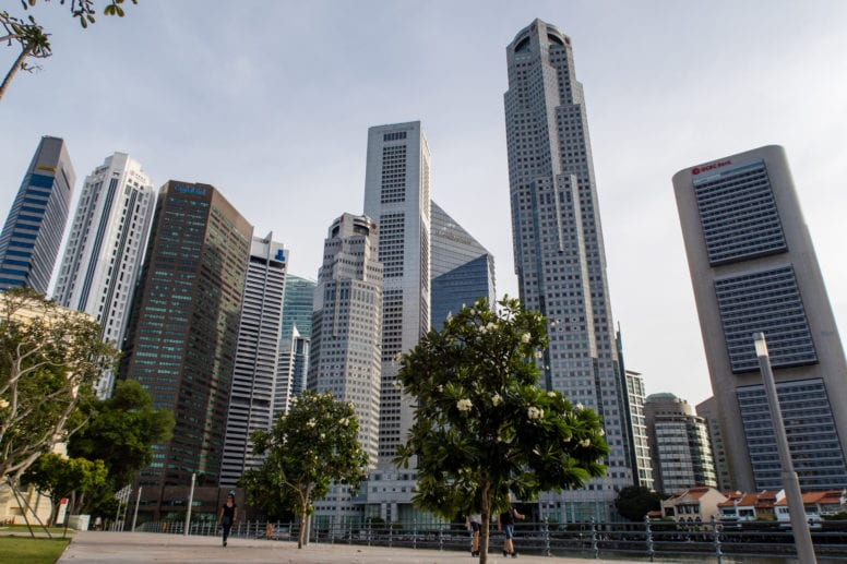 Singapore luxury accommodations - Where to Stay in Singapore