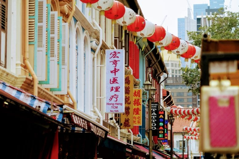 Where To Stay in Singapore: Chinatown