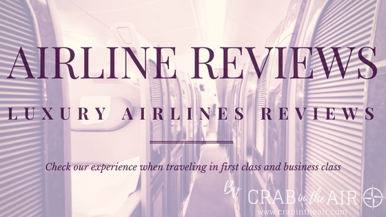 luxury airlines reviews