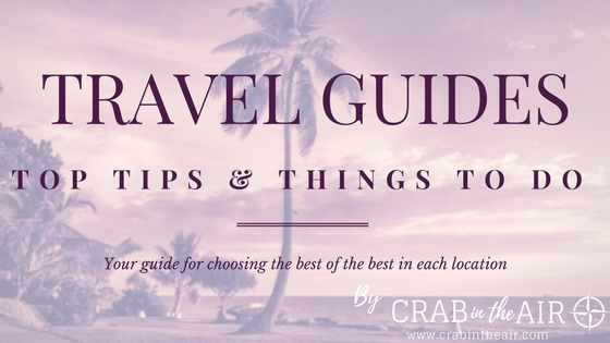 travel tips and guides with top things to do in the world
