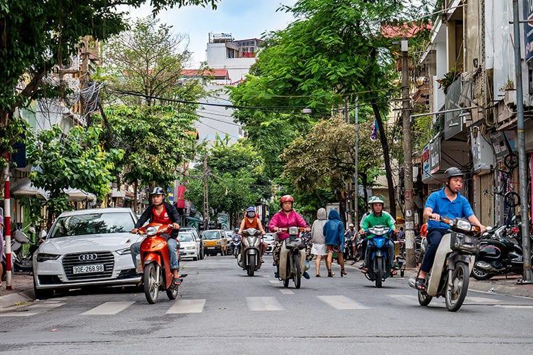 Vietnam transportation