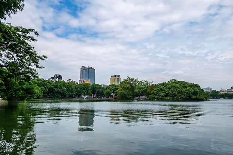 Hanoi Lake - Hoan Kiem Lake