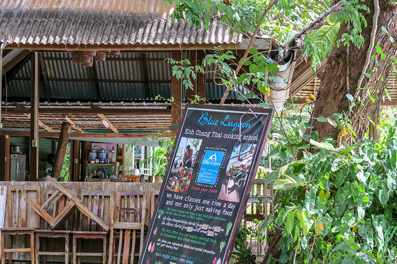 Blue Lagoon Thai Cooking School