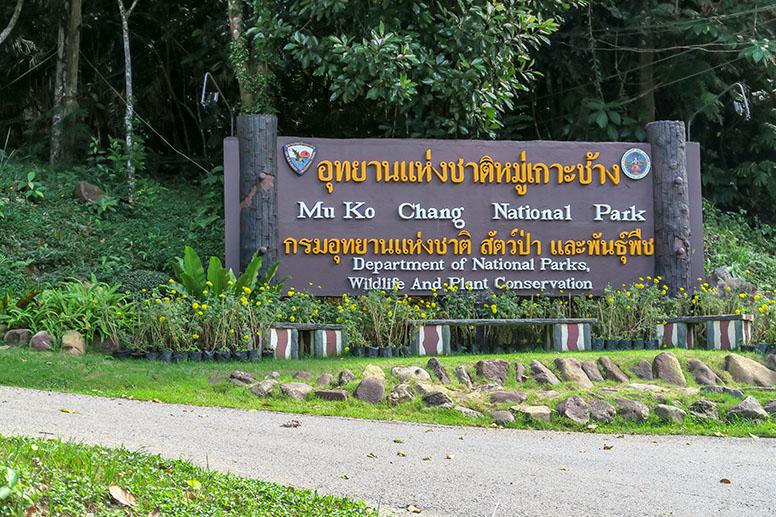 Mu Koh Chang National Park