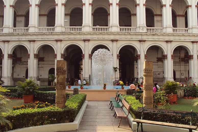 The Indian Museum Kolkata