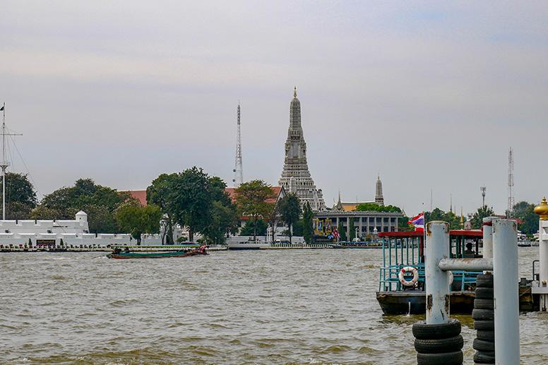 Wat Arun Bangkok Itinerary