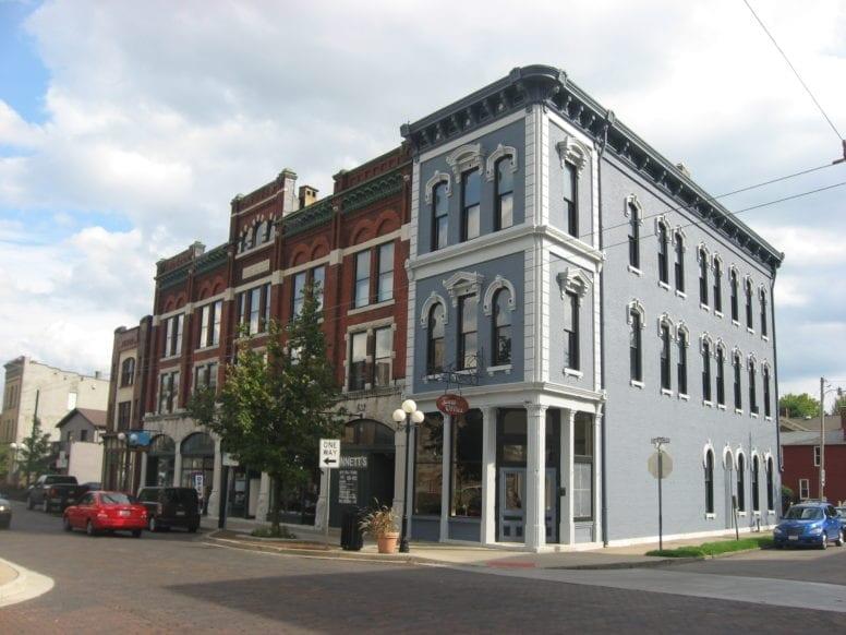Oregon Historic District