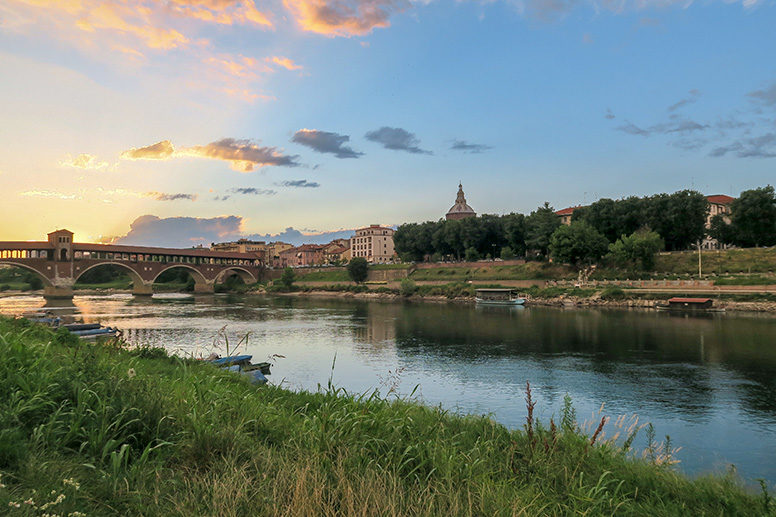 Pavia Ticino River - Day Trips from Milan