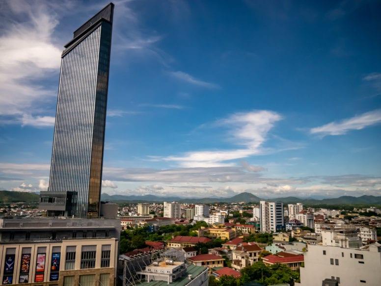Hue city view