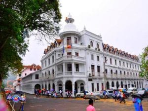 Queen's Hotel Kandy Sri Lanka