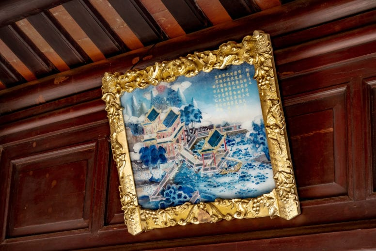 Hue Imperial City Art