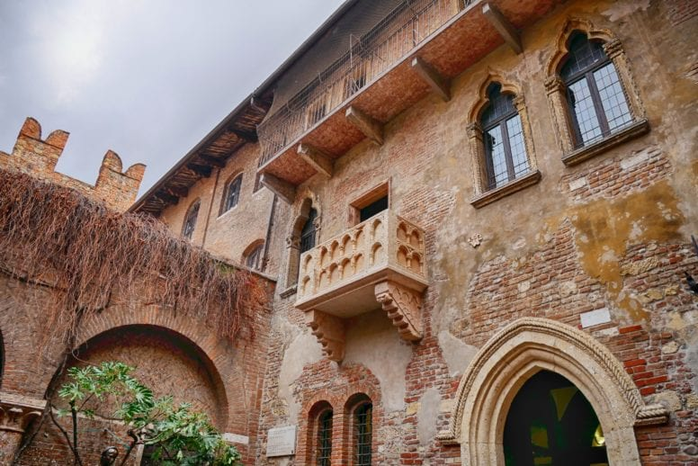 Juliet's House - Verona