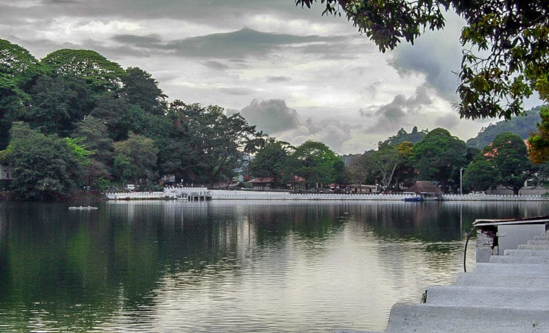 Kandy Sri Lanka Lake