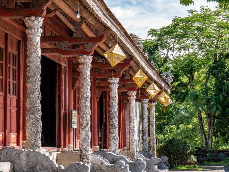 To Mieu Temple Complex