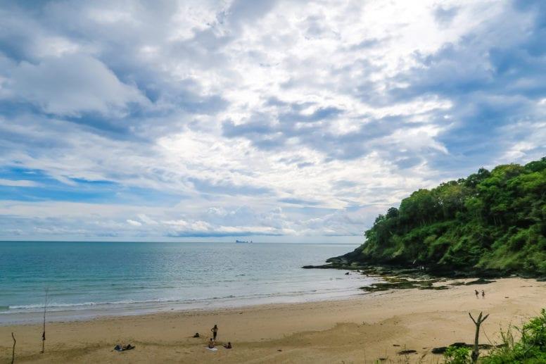 Ao Nui Beach Koh Lanta