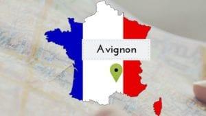 Where is Avignon