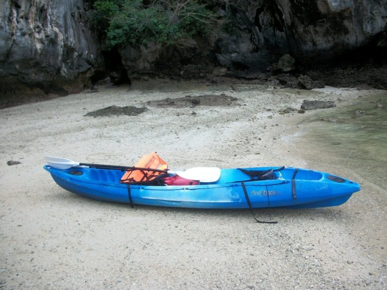 kayaking koh talabeng