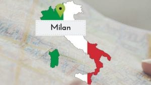 Where is Milan