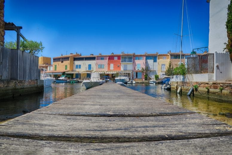 where to stay in port grimaud