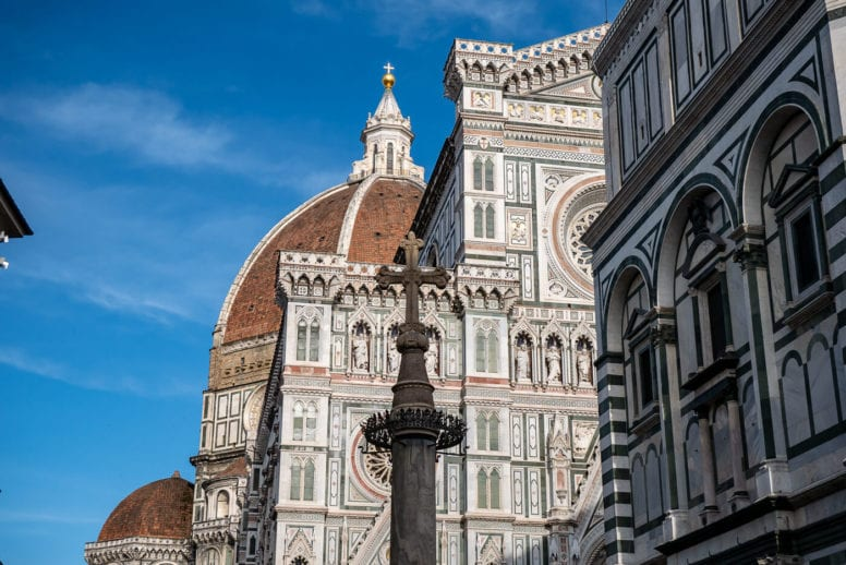 Italy travel tips Florence