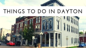 things to do in dayton