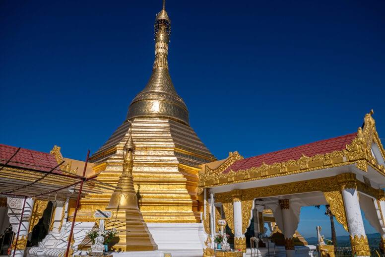 ngapali beach pagoda