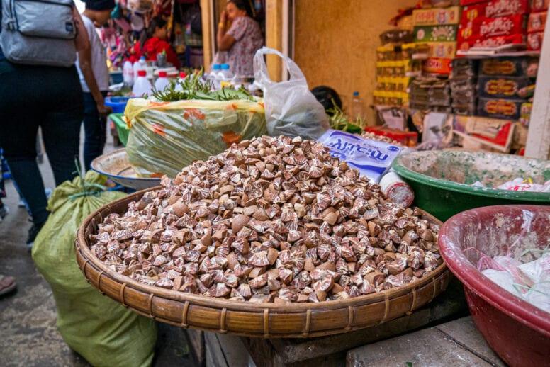 thandwe market ngapali