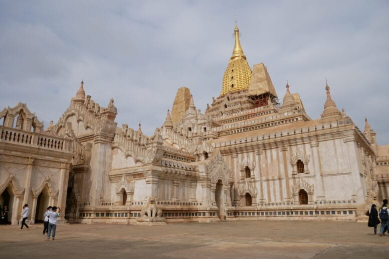 anand temple bagan