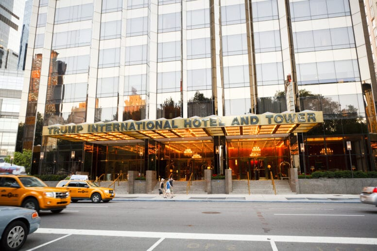 best hotels new york city