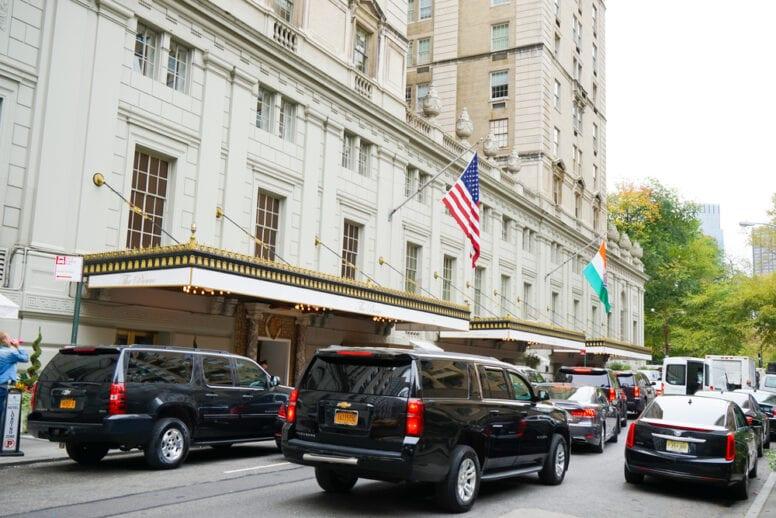 the pierre hotel new york city