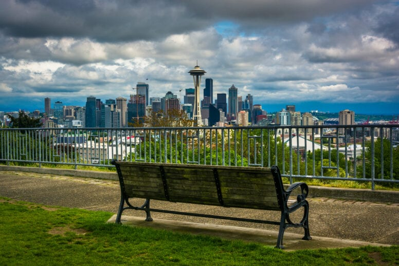 things to do in seattle kerry park