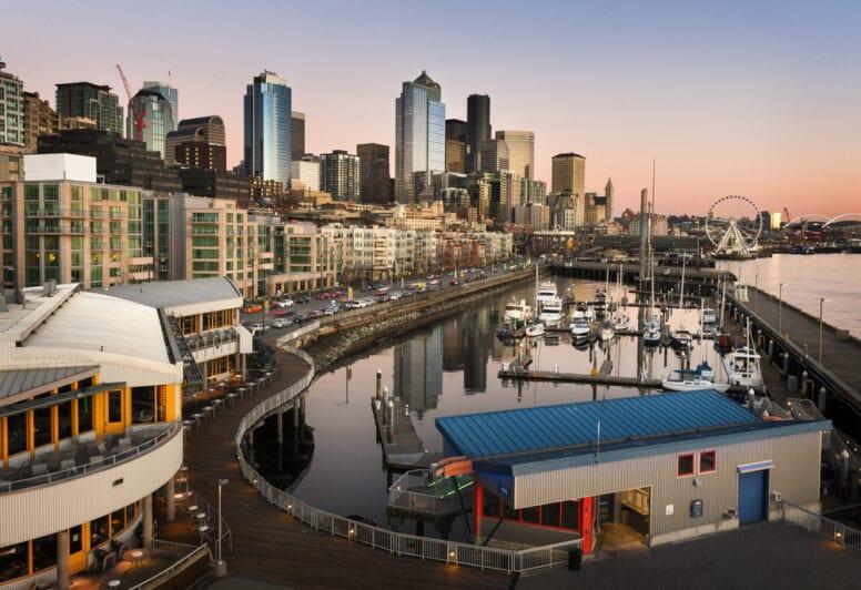 best waterfront hotels in seattle