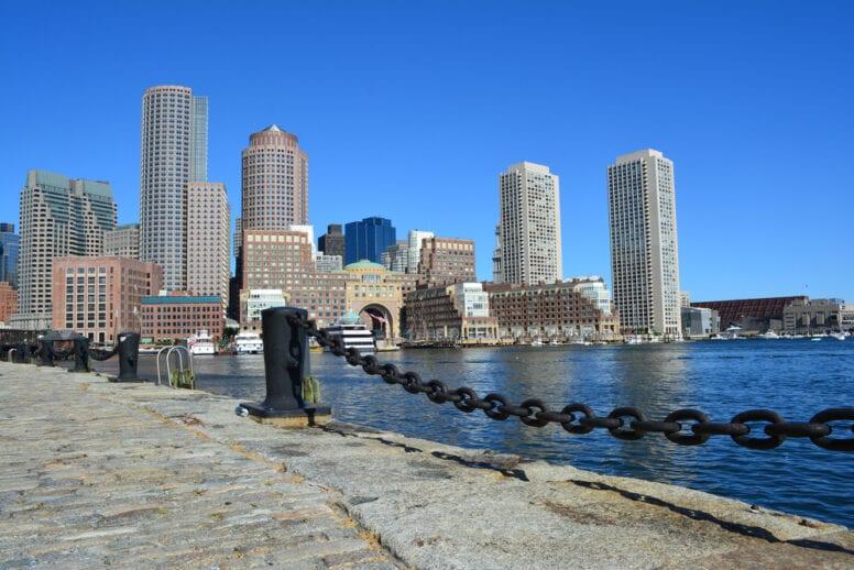 hotels boston seaport