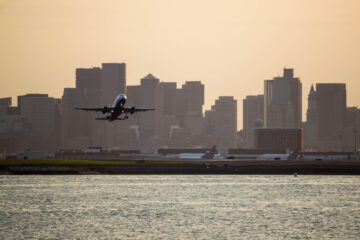 hotels boston airport
